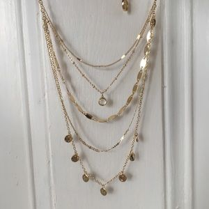 Lilly Pulitzer multiple strand necklace